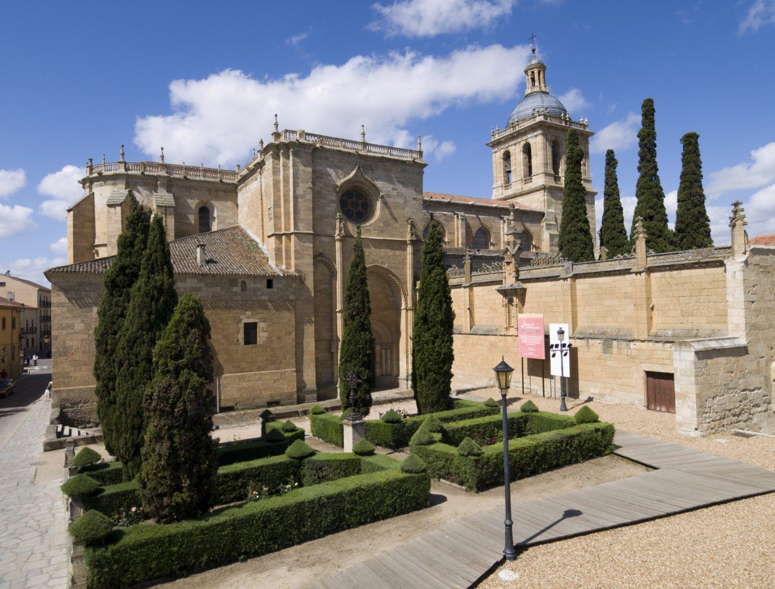 Cathedral at Ciudad Rodrigo, Spain