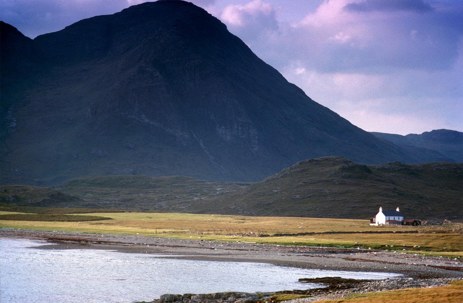 Camasunary, Skye