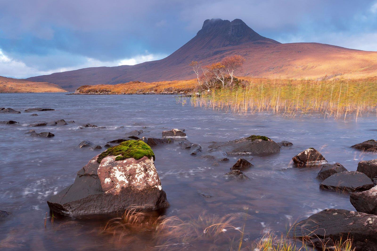 Stac Pollaidh, Scotland